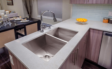 New Kitchen Sinks And Faucets