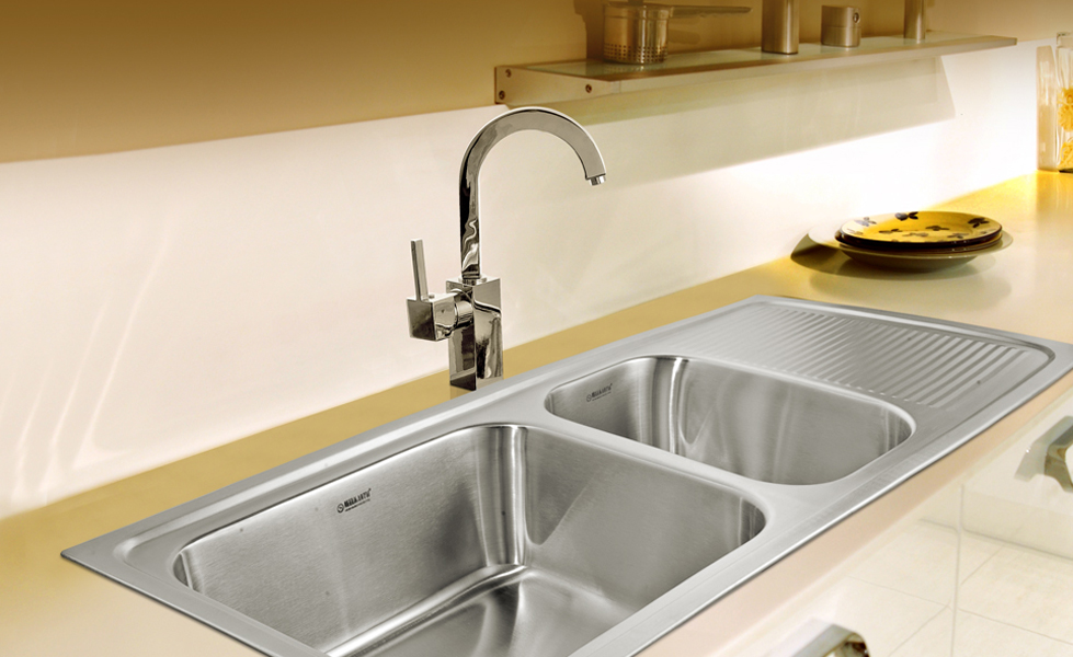 Kitchen Sink Design In India